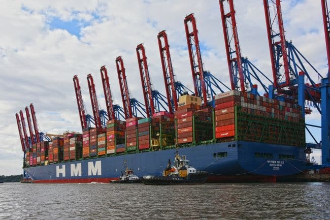 HMM Hamburg - Hyundai - Port of Hamburg