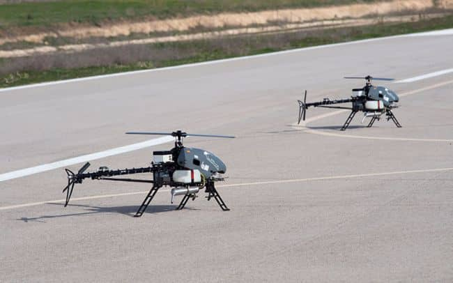 IAI Deploys MultiFlyer Unmanned Helicopters For Maritime Survey, Search And Rescue Ops