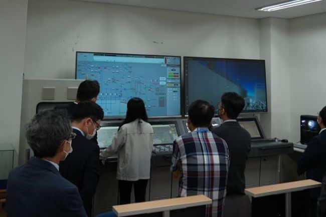 KR Opens LNG Fueled And Bunkering Simulation Center