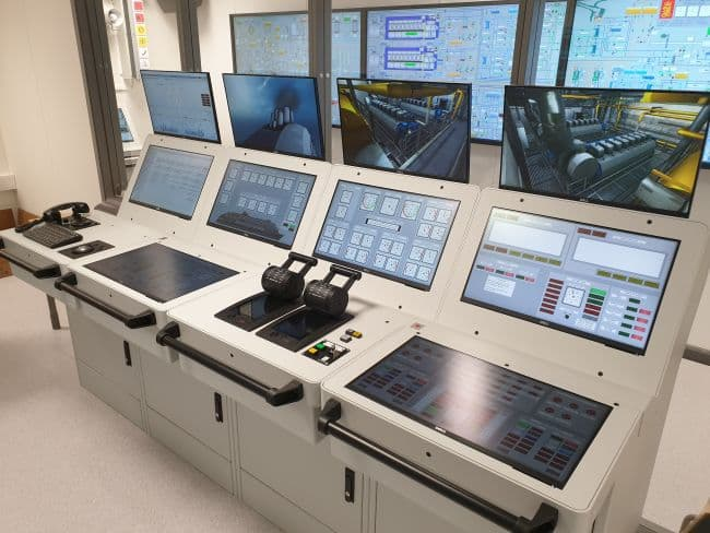 Kongsberg Digital Wins Contract To Deliver Cutting-Edge Engine Room Simulator To German Training Institute