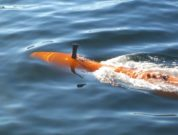 Kongsberg Maritime AUV hugin