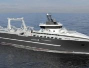 Kongsberg Maritime To Design And Equip An Innovative New Krill Vessel For Rimfrost