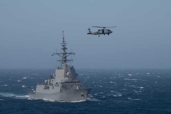 NATO Exercise Dynamic Mariner Brings Together 7 NATO Nations