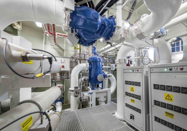 Optimarin - leading the world in ballast water treatment