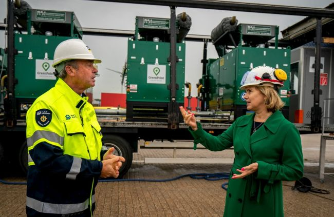 Port Of Rotterdam Takes First Steps Towards Environmentally Responsible Degassing Of Ships