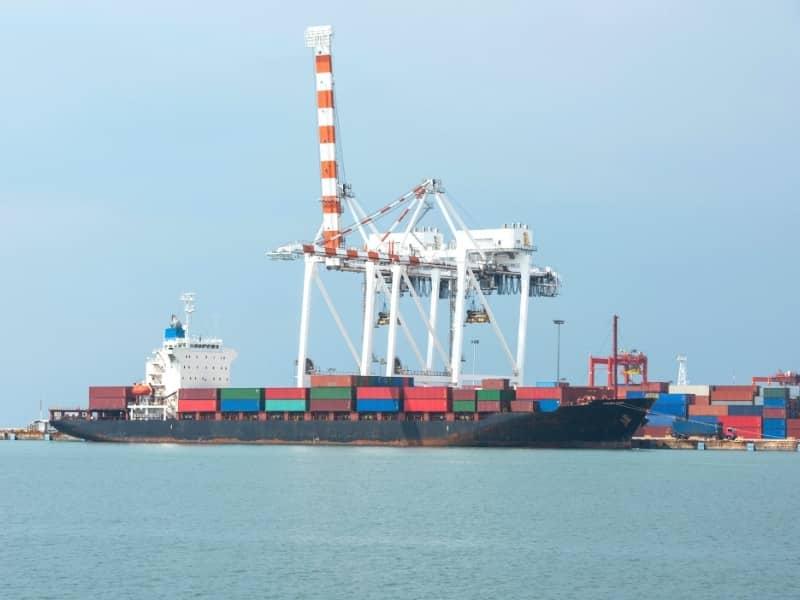 Port of Al Makha