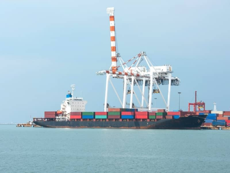 Port of Barahona