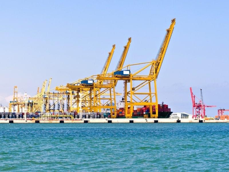 Port of Saleef