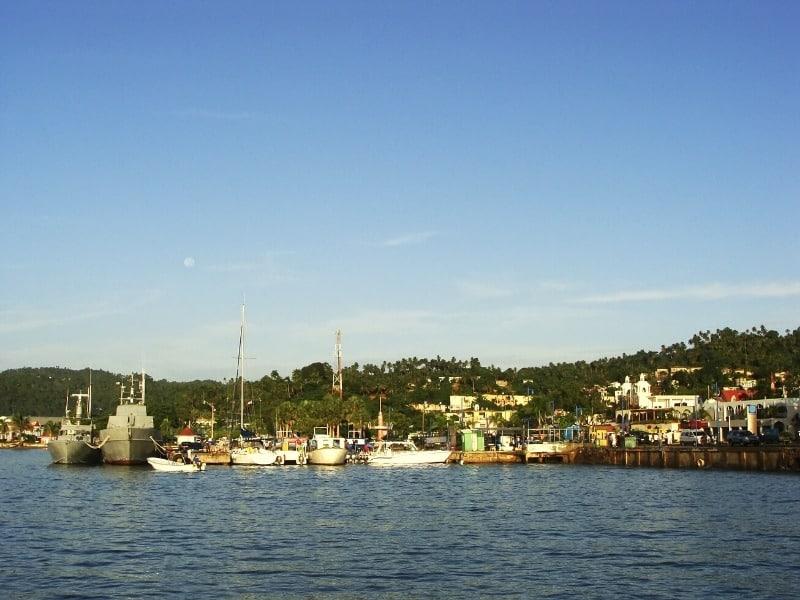 Port of Samana