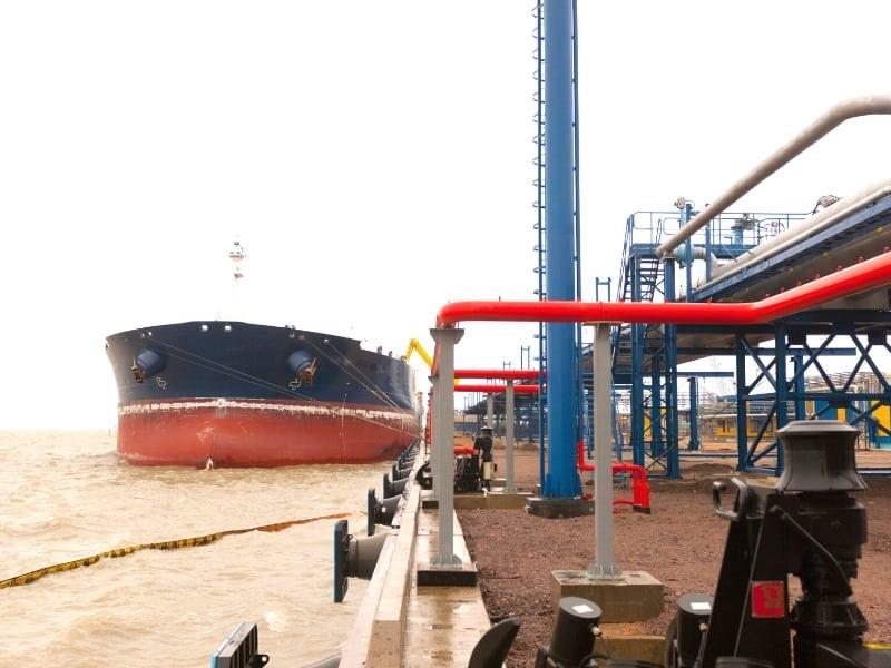Ras Isa Oil Terminal