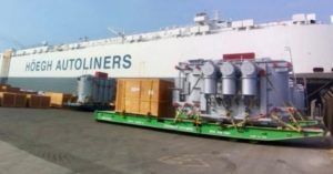 RoRo Saves The Day For Large Breakbulk Shipment Amidst Coronavirus Pandemic