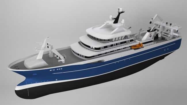 Wärtsilä Reels In Another Fishing Vessel Order