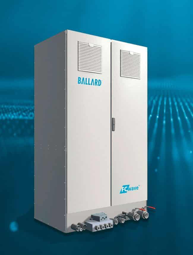ballard zero emission fuel cell module