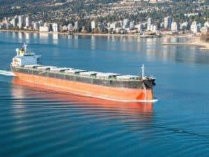 dry bulk carrier