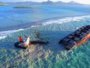 mauritius mv wakashio oil spill mol