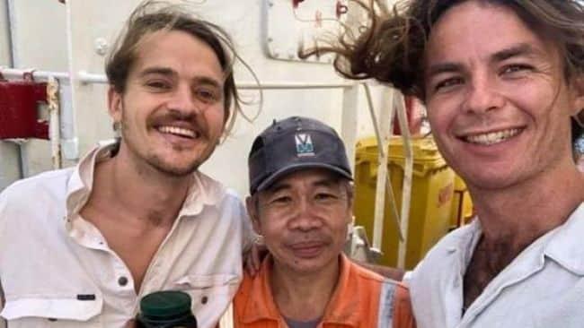 missing australians from gulf 1 livestock carrier