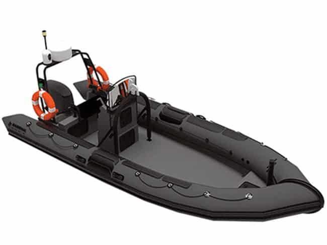 narwhal star usv isolate