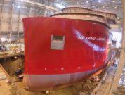 paint bow part Nexans Aurora