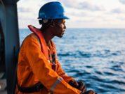 seafarer on ship representation