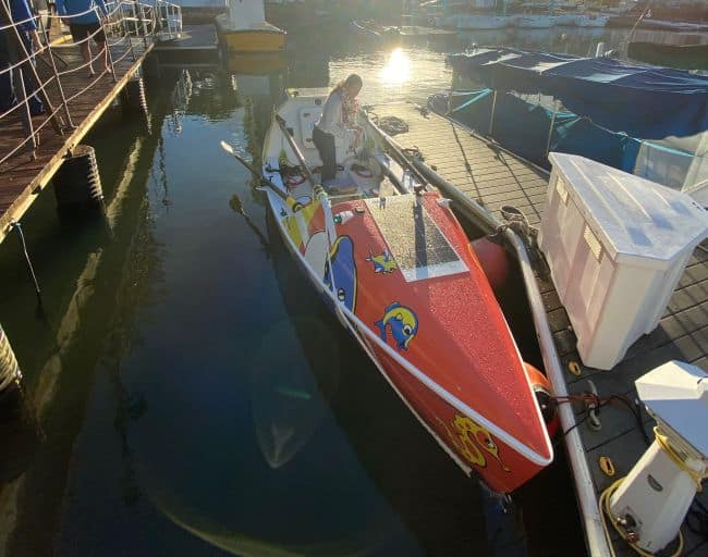 Boat at WYC