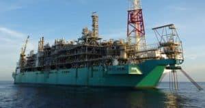 DSME's FLNG Hull Design