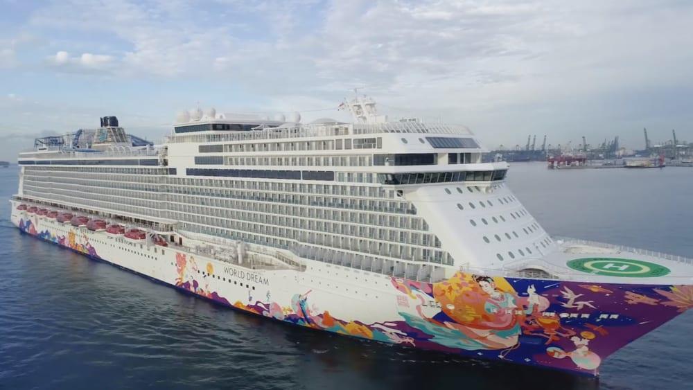 World Dream - Dream Cruises Singapore