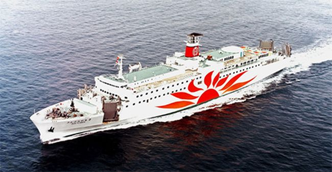 MOL's Kinai Maru