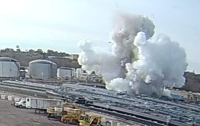 NTSB Incomplete Safety Procedures Led to Barge Explosion