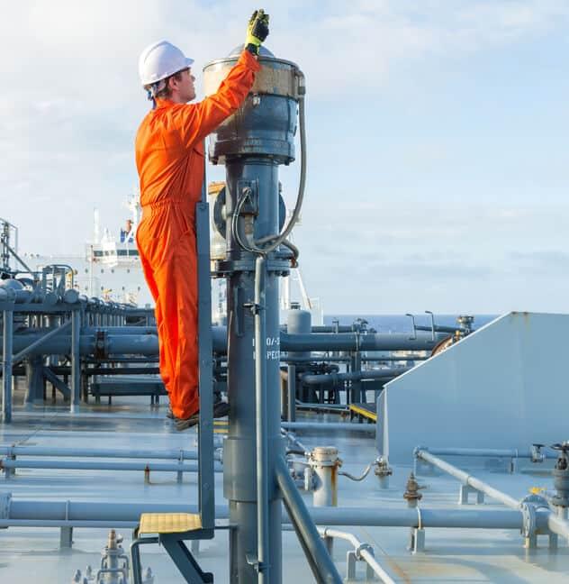 Pressure Vacuum PV valve