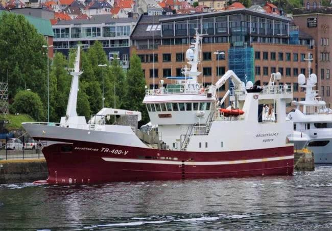 PrimeServ Upgrade Delivers Massive Emission and Fuel Savings to Norwegian Trawler