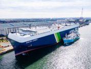 Sakura Leader - Kaguya Conducts Japan's First Ship-to-Ship LNG Bunkering