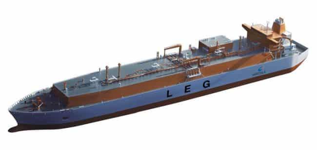 Samsung Heavy Industries (SHI) Again Chooses Wärtsilä Cargo Handling System Design For New VLEC Vessels