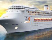 Satoshi crypto-cruise-ship