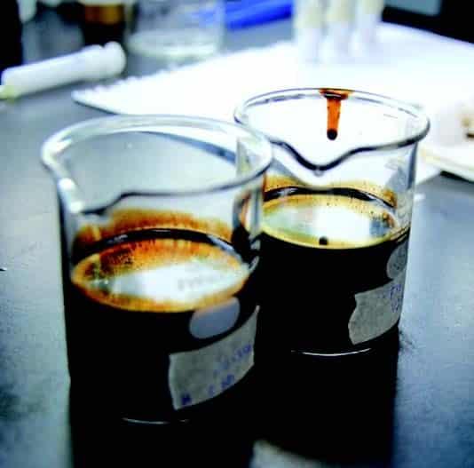 Very Low Sulphur Fuel Oil
