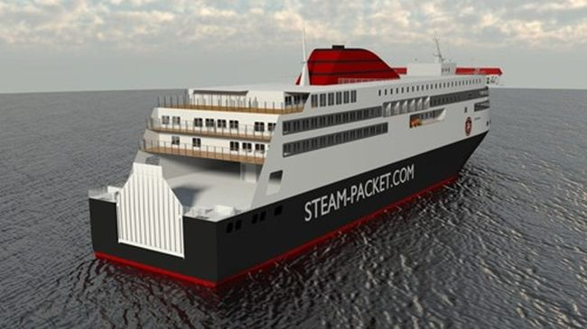 Ship Registry Chosen To Flag IOM's New Diesel Electric Hybrid Ferry