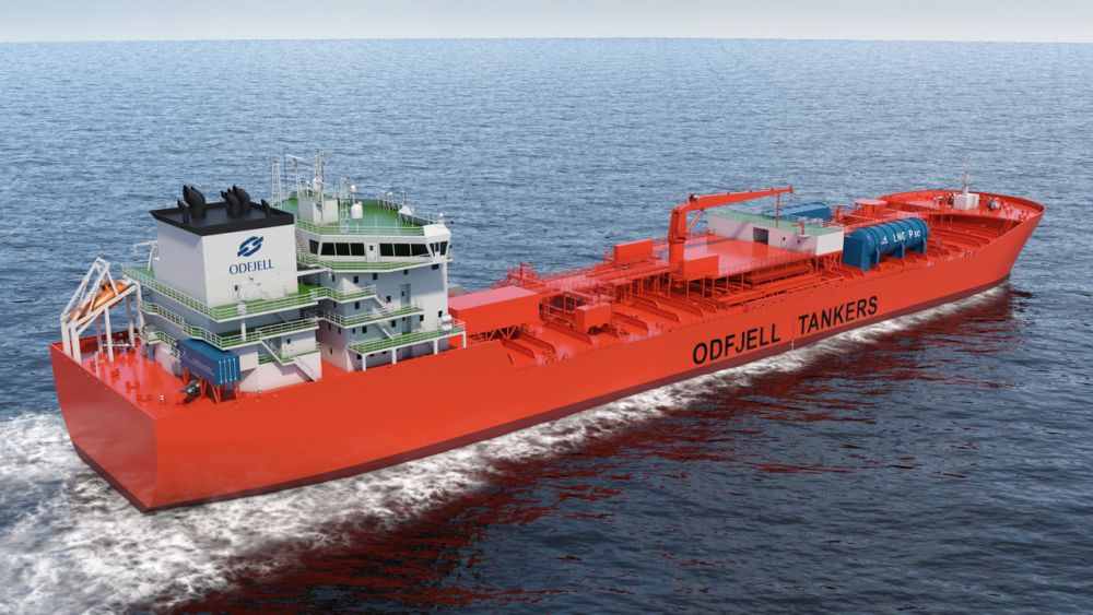 The prototype fuel cell will be tested at the Sustainable Energy Catapult Centre at Stord, Norway prior to being installed aboard one of Odfjell's newest chemical tankers for a trial period