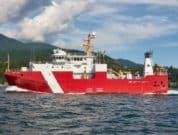 OFSV3 Sea Trials