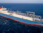 Vasant - India's first LNG-FSRU