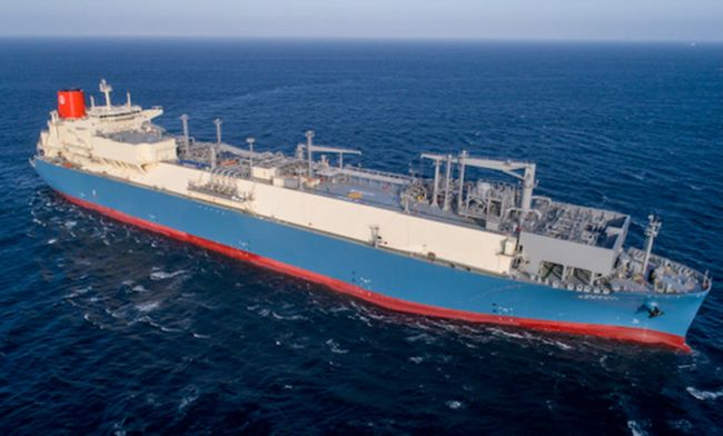 Vasant - India's first LNG-FSRU