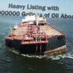 Video: Tanker Vessel FSO Nabarima In Danger Of Sinking With 60000000 Gallons Of Oil
