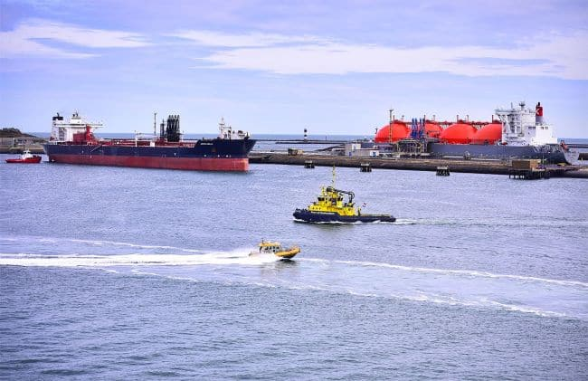 lng-scheepvaart-dannycornelissen - Port of Rotterdam