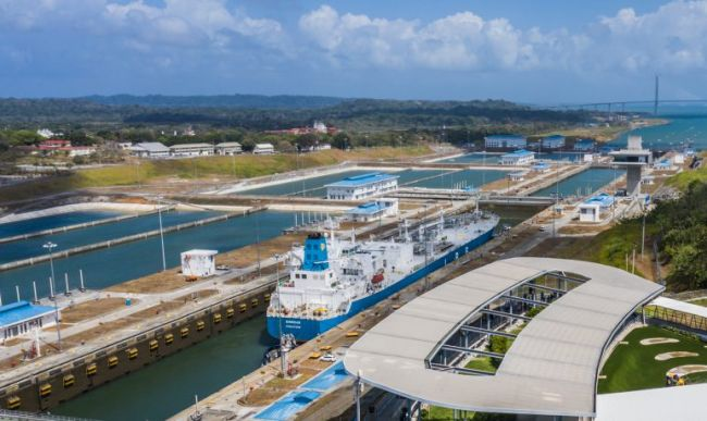 panama canal 2020Panama Canal Closes Fiscal Year 2020 With 475 Million Tons fiscal