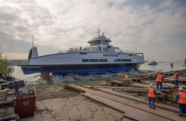 BC Ferries Island Class