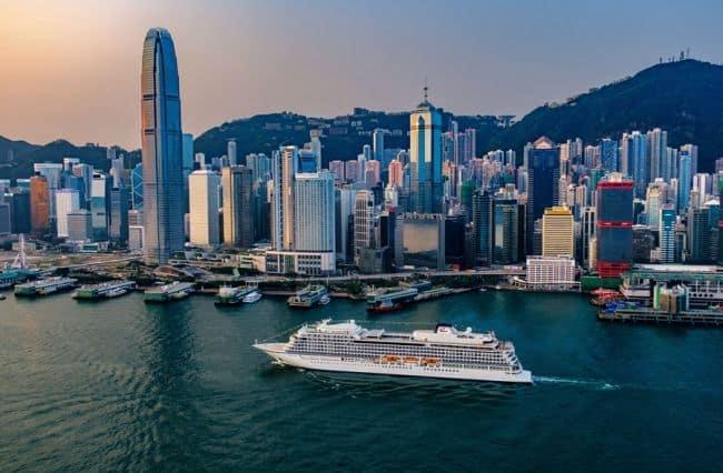 China Merchants Shekou And Viking Cruises Announces Formal Signing Of JV Agreement