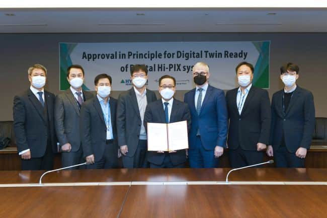 Digital Twin Ready PR Photo