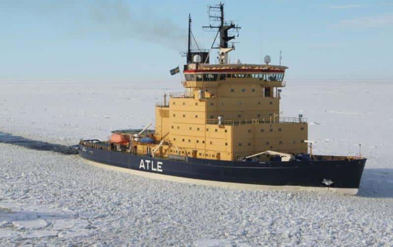 Finland and Sweden Working on next genenration of icebreakers