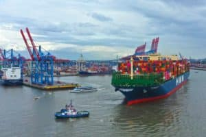 The Port of Hamburg – Throughput Shows Signs of Turnaround