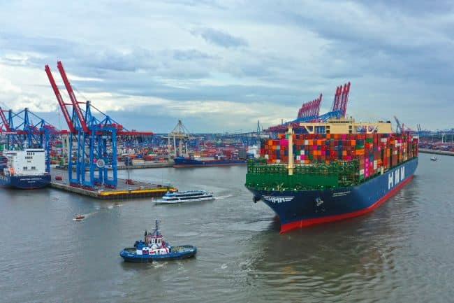 The Port of Hamburg – Throughput Shows Signs of Turnaround