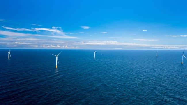 Hywind Scotland floating offshore wind farm - Equino - Credit - Øyvind_Gravås - Woldcam
