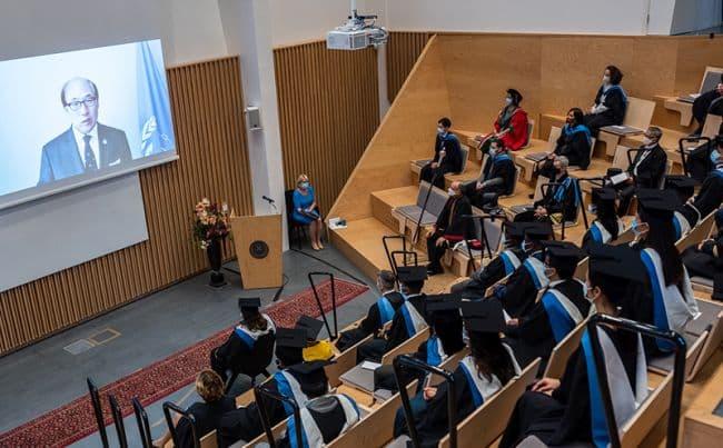 IMO-World-Maritime-University-WMU-Graduation-2020
